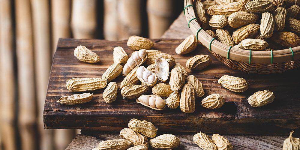kacang sebagai alergen
