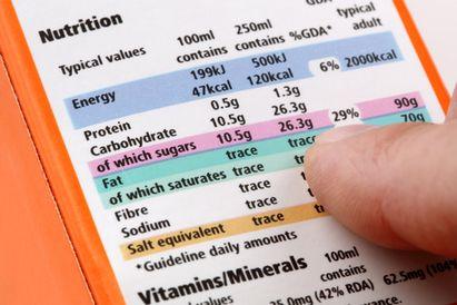 baca label makanan untuk jauhi alregi