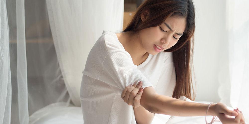 Nyeri sendi juga bisa dipengaruhi tekanan udara