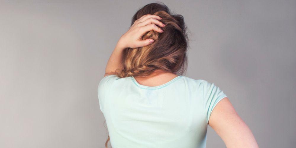Benjolan di belakang kepala
