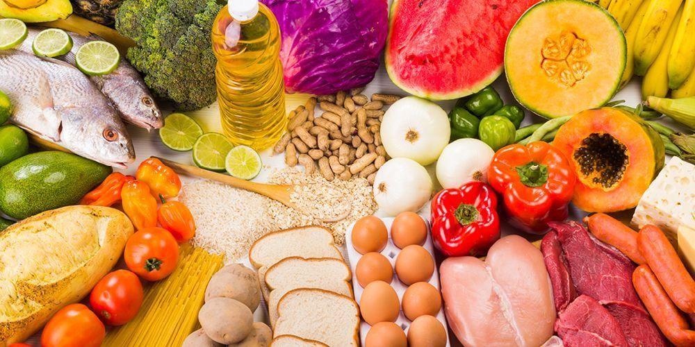 macam sayur dan buah