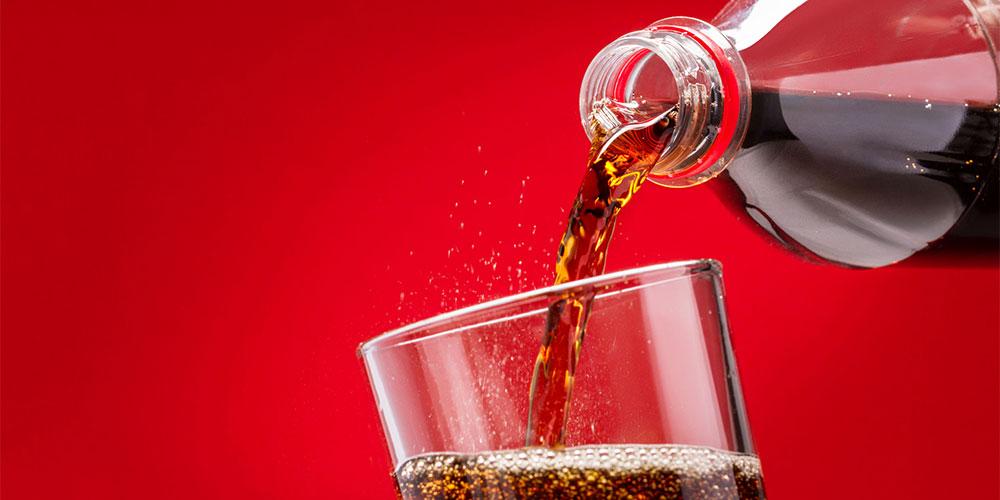 Manfaat minuman bersoda adalah melepas dahaga