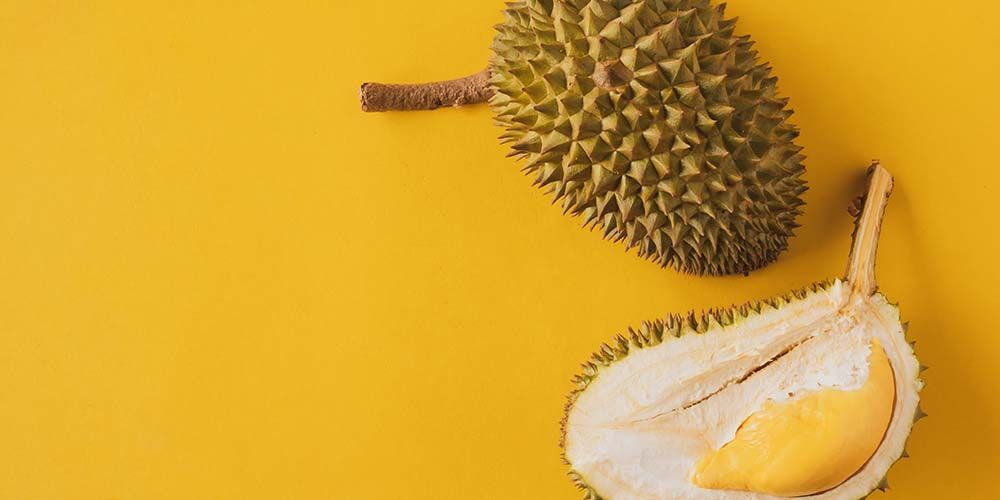 Durian tinggi kalori dan gula dan meningkatkan risiko diabetes pada ibu hamil