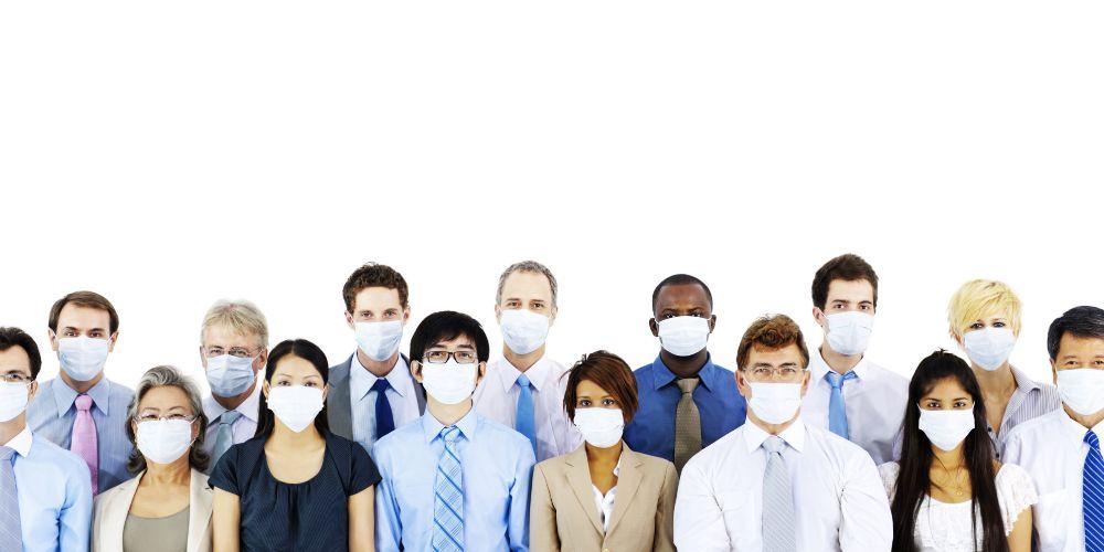 Karyawan sakit