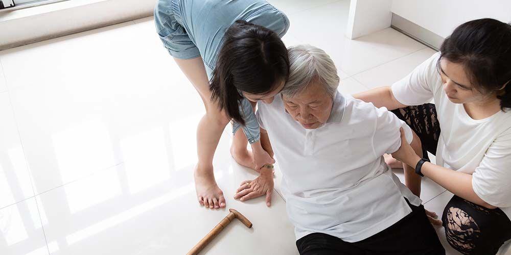 Serangan stroke pada pria