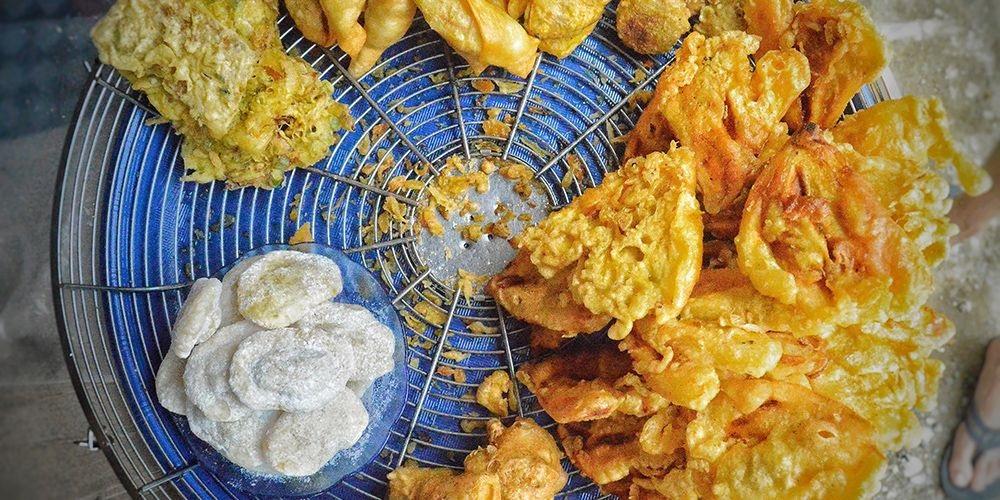 Gorengan makanan sumber lemak jahat