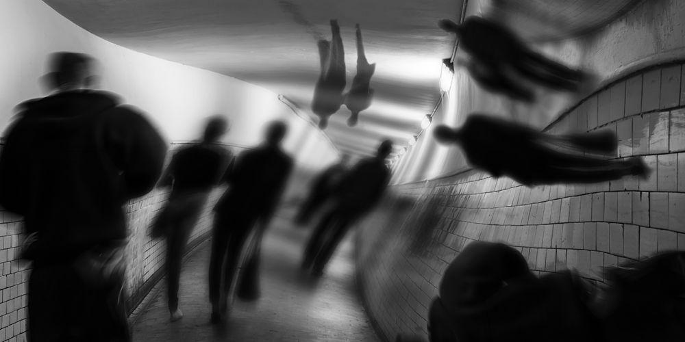 Delusi paranoid membuat pengidapnya ketakutan akan hal-hal yang tidak nyata