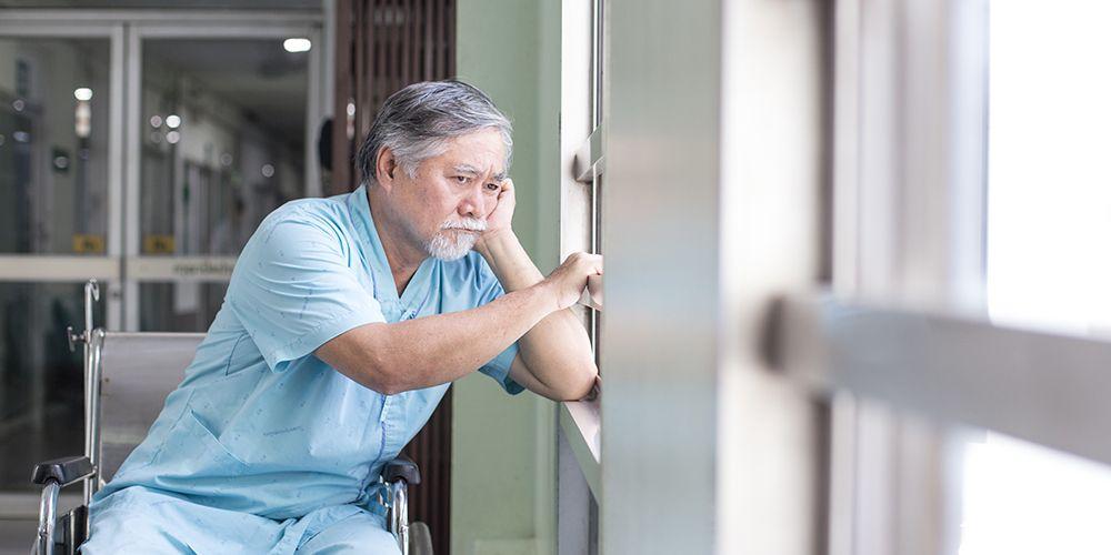 Frailty merupakan sindrom geriatri yang rentan menyerang orang lanjut usia