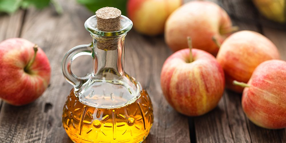 Cuka apel bisa atasi gatal pada vagina
