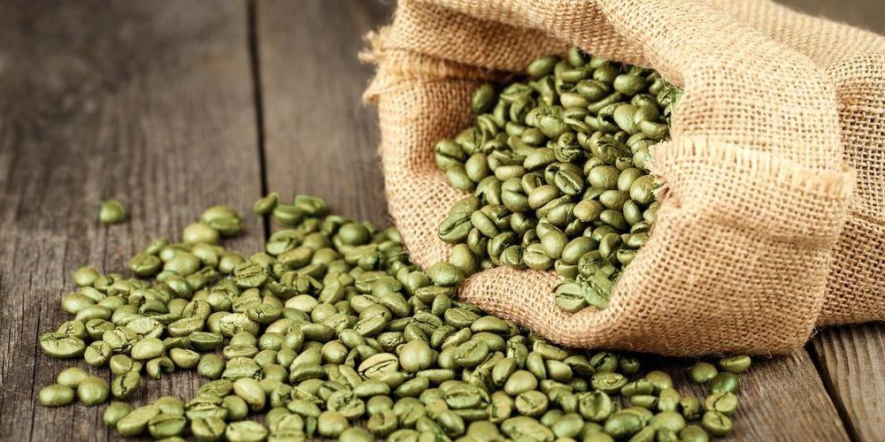 Kopi hijau sebagai ramuan pelangsing alami
