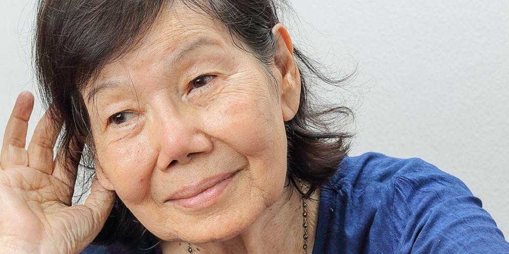 gangguan pendengaran karena usia