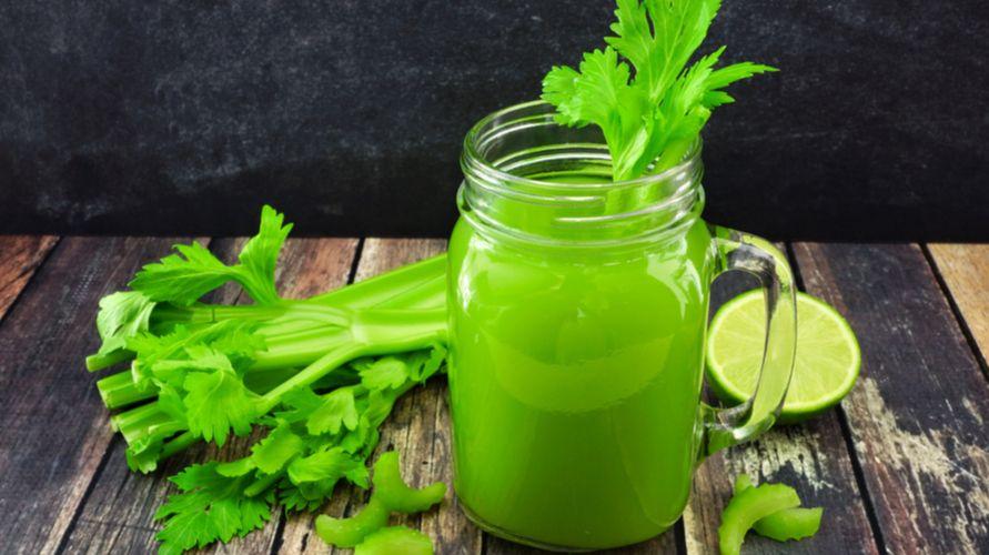 Jus sayur untuk diet