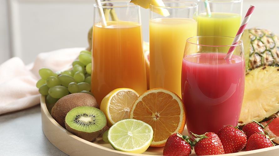 Hindari jus kemasan ketika mengonsumsi minuman ini untuk menghilangkan nyeri sendi
