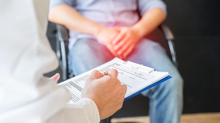 Masalah reproduksi pria berupa kanker prostat
