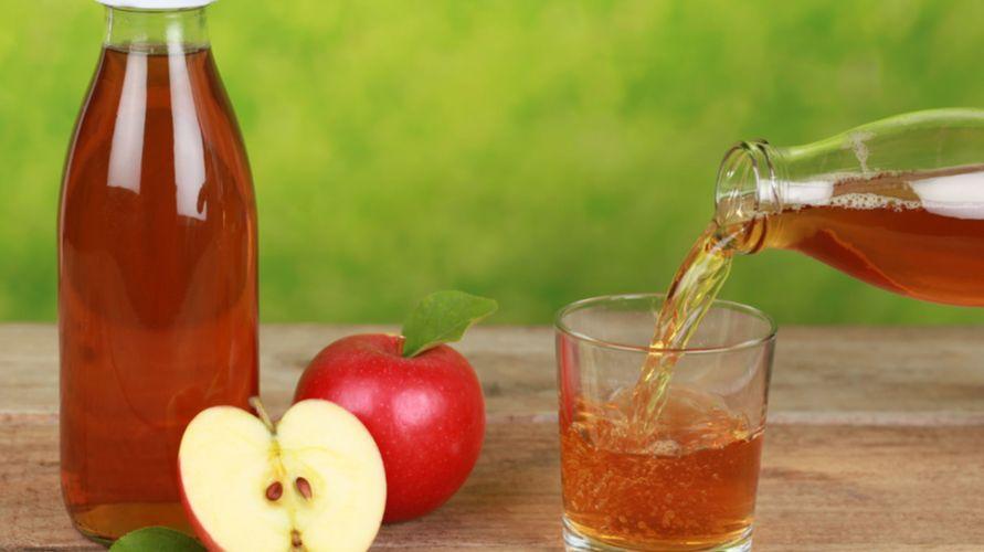 Manfaat jus apel untuk kesehatan