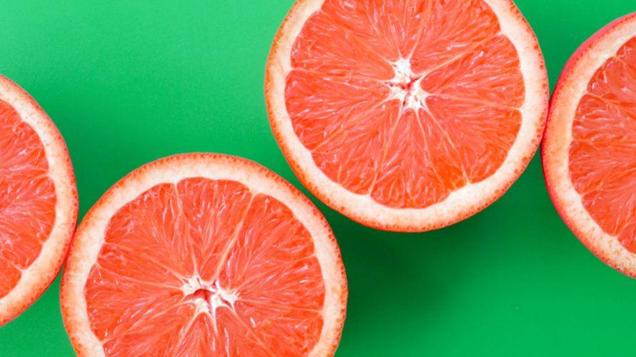 Grapefruit adalah buah jeruk bali merah yang juga punya efek samping