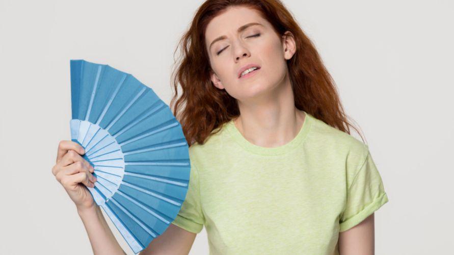 Menstruasi bisa sebabkan badan panas tapi tidak demam