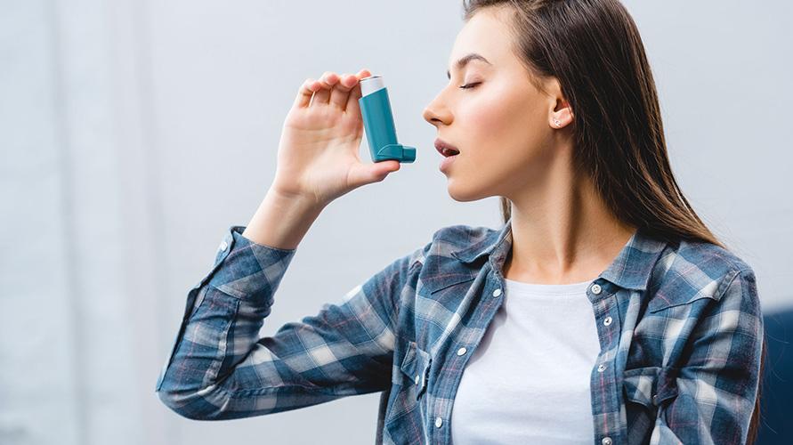 Pengobatan asma yang baik dapat mencegah komplikasi
