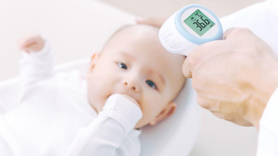 Kepala bayi panas dapat diatasi di rumah asalkan bukan karena demam