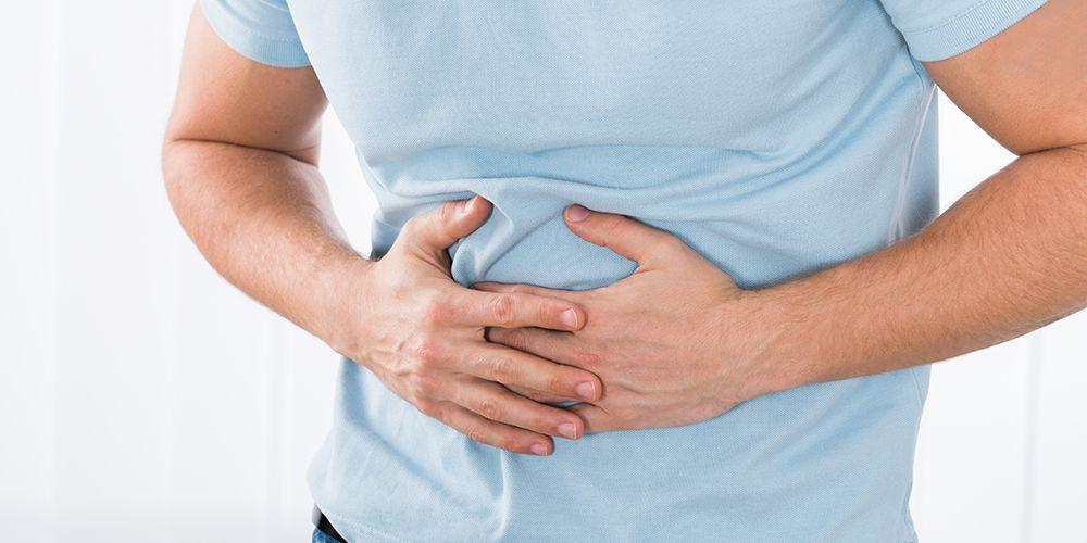 Perut bagian bawah keras, hati-hati gastritis