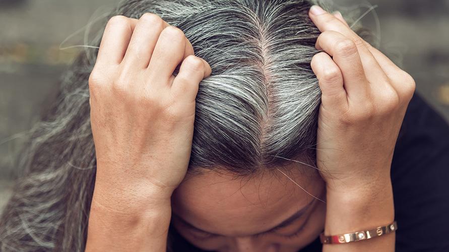 Manfaat bawang merah untuk rambut beruban