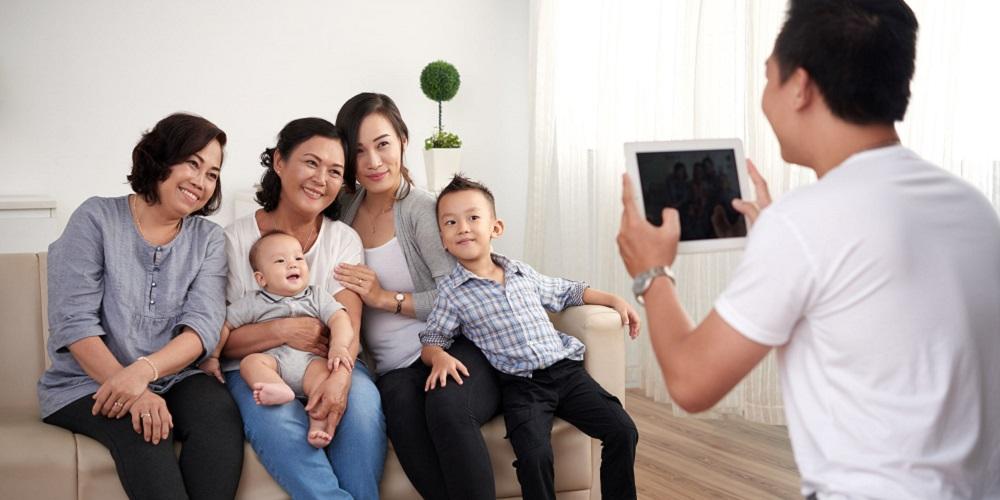 Klaster keluarga jadi sumber penularan utama Covid-19 di Indonesia