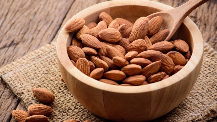 manfaat kacang almond untuk ibu hamil memang melimpah, namun hati-hati dengan efek sampingnya