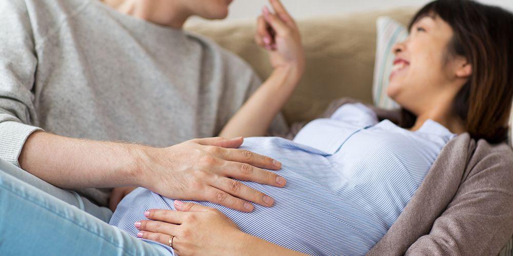Seks menambah kebahagiaan bagi ibu hamil