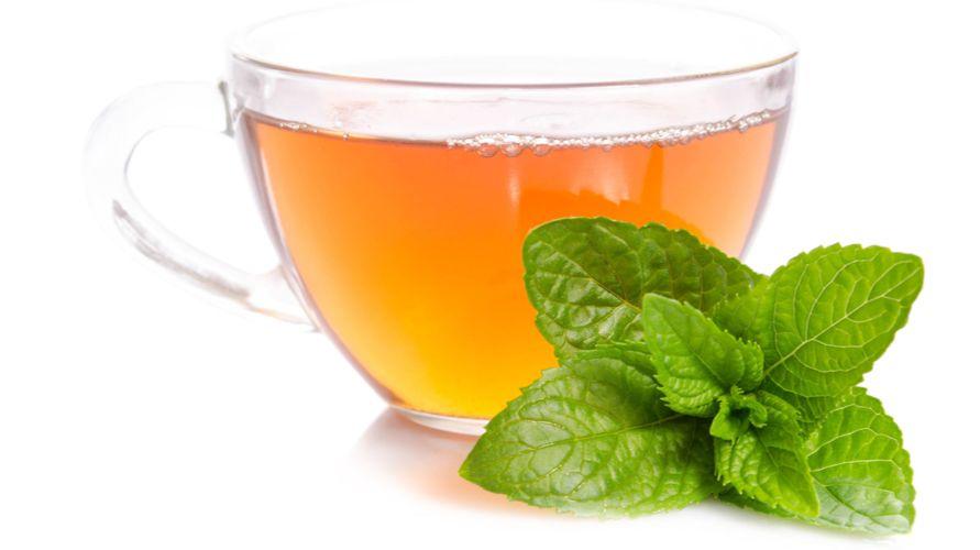 teh peppermint adalah minuman untuk radang tenggorokan