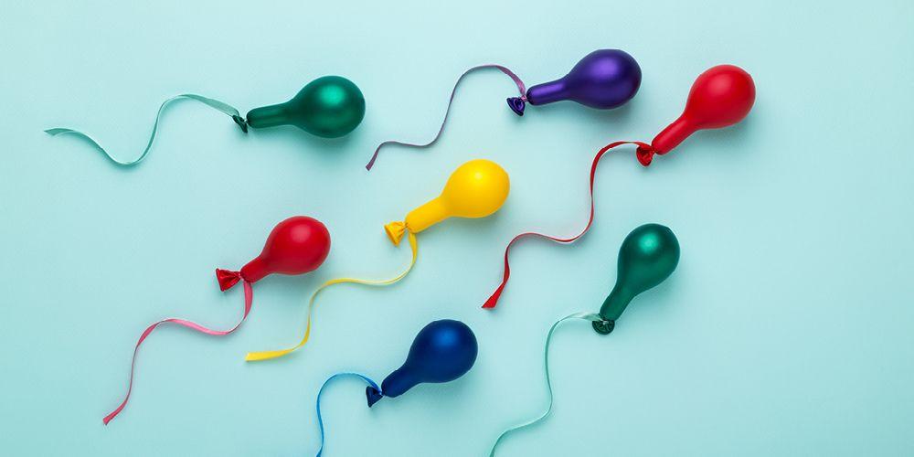 Sperma kuning dapat disebabkan faktor gaya hidup
