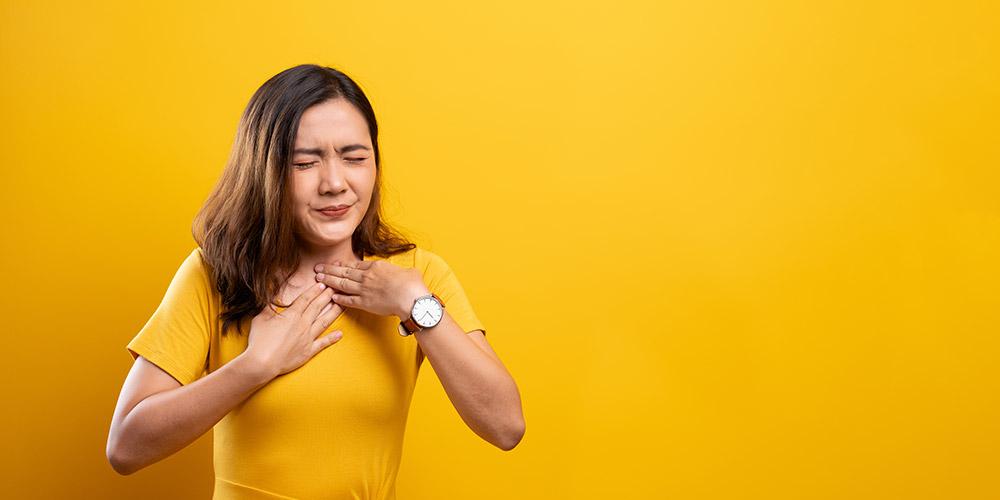 Globus sensation, penyebab tenggorokan terasa mengganjal