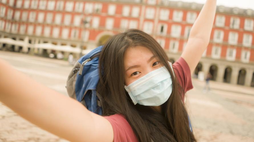 Menginap di hotel saat pandemi Covid-19 harus tetap mengikuti protokol kesehatan