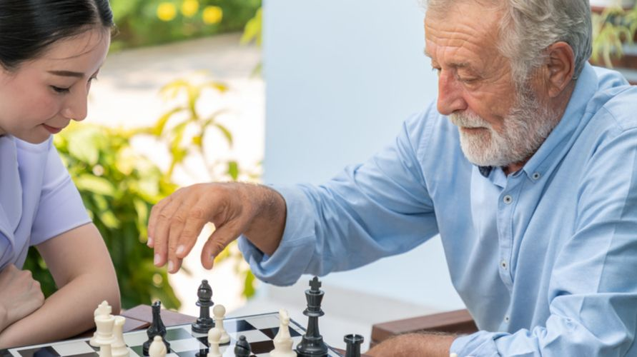Manfaat bermain catur dipercaya bisa meredakan serangan panik