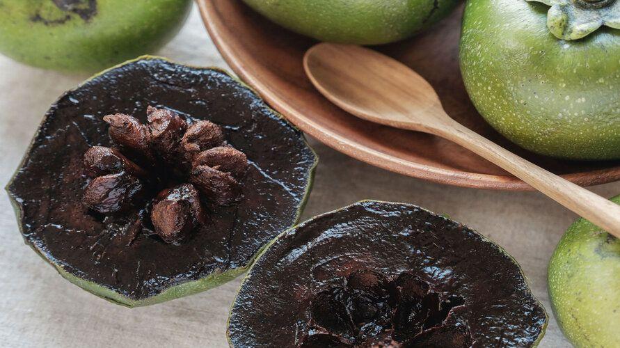Black sapote berasal dari Meksiko dan Amerika bagian tengah