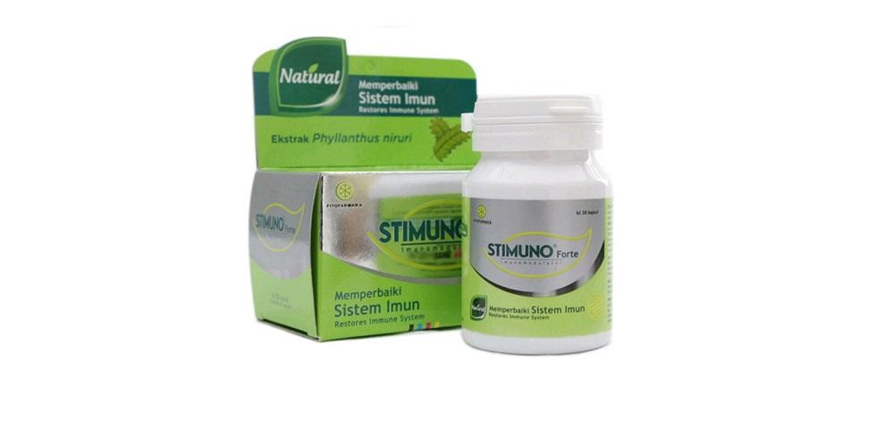 Stimuno adalah immunomudulator yang efektif untuk bantu cegah infeksi virus