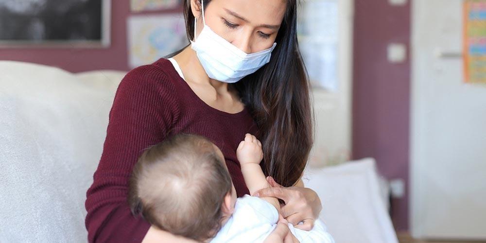 Selama pandemi ibu tetap perlu memberi ASI