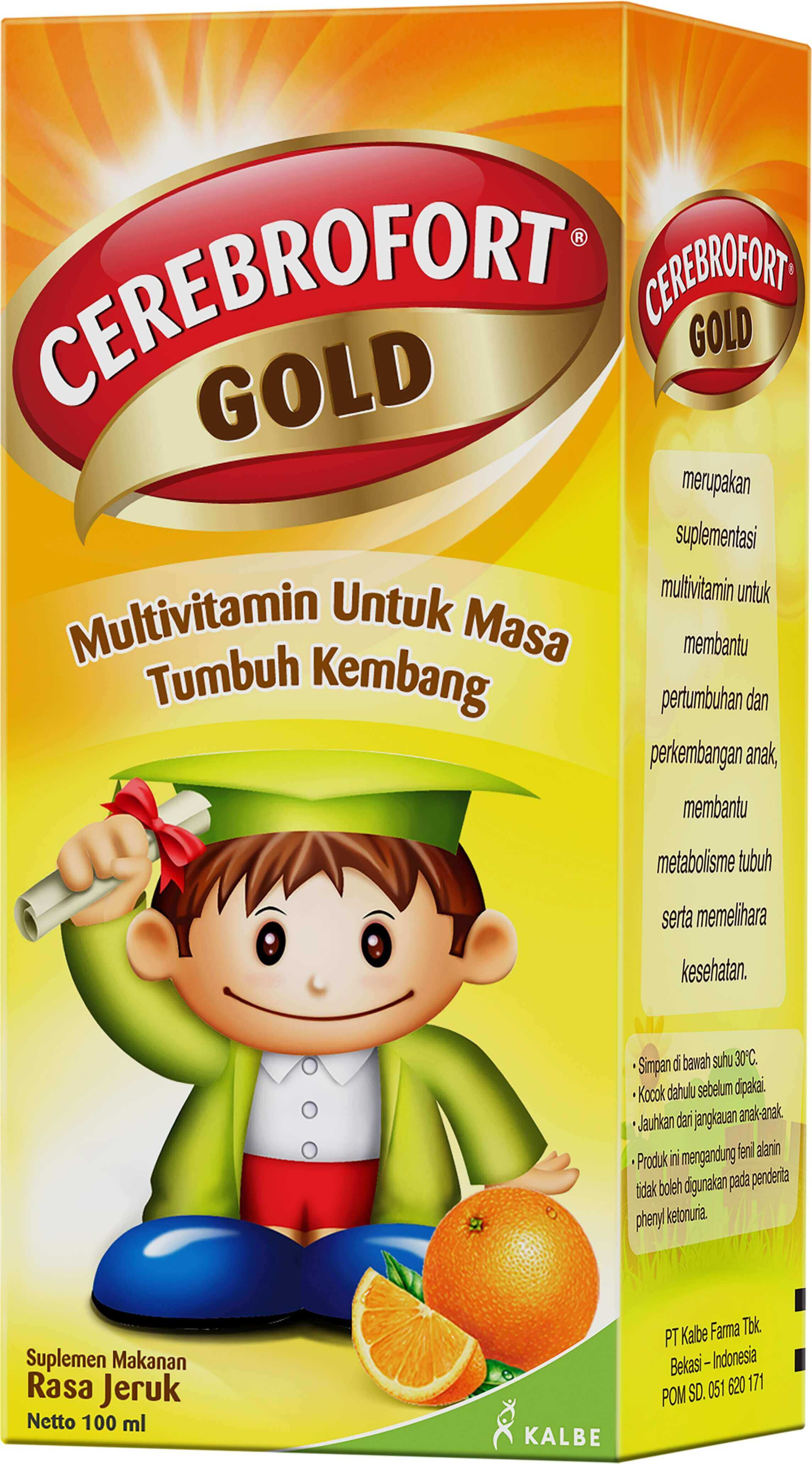 cerebrofort gold