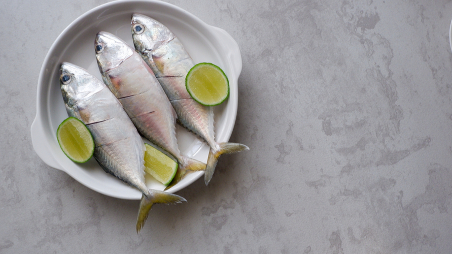 Ikan kembung adalah ikan yang bagus untuk MPASI karena tinggi omega-3, bahkan melebihi salmon