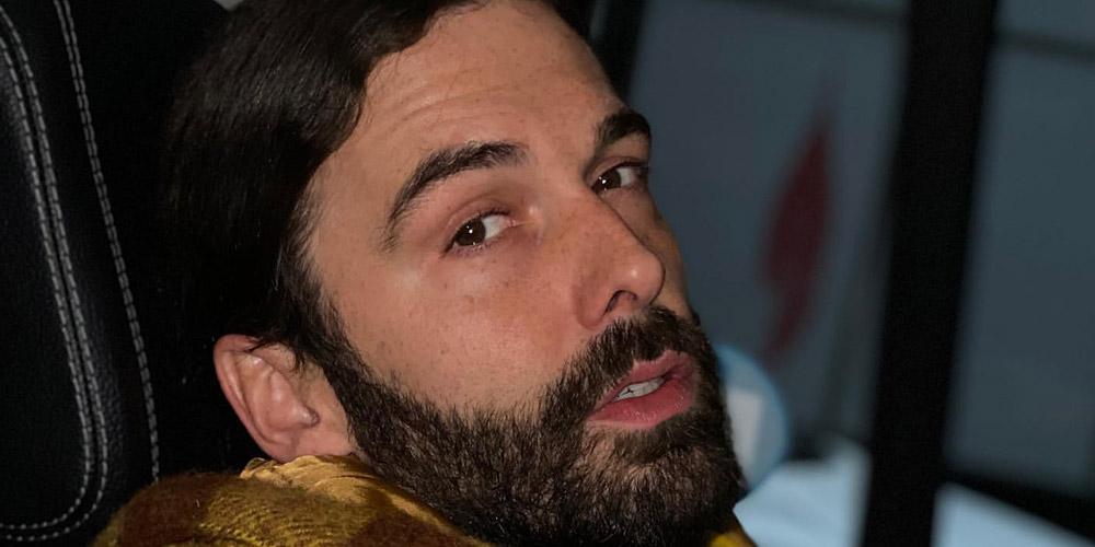 Jonathan Van Ness (JVN), artis pengidap HIV
