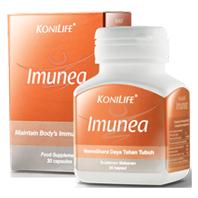 Suplemen Konilife Imunea dapat membantu menjaga daya tahan tubuh di tengah pandemi