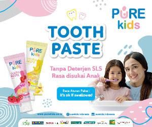 PUREKIDS Toothpaste