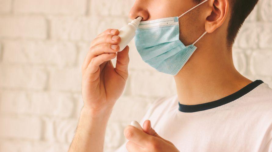 Obat semprot hidung