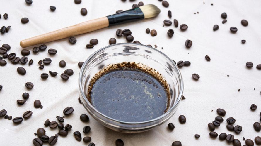 Susu beruang yang dicampur kopi bantu ratakan warna kulit