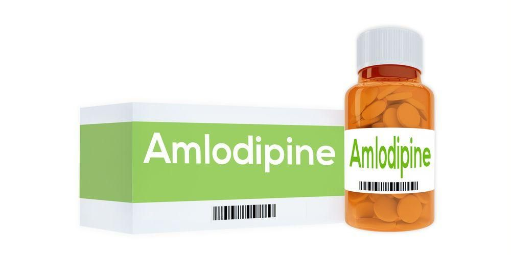 Amlodipine merupakan salah satu jenis obat calcium channel blocker