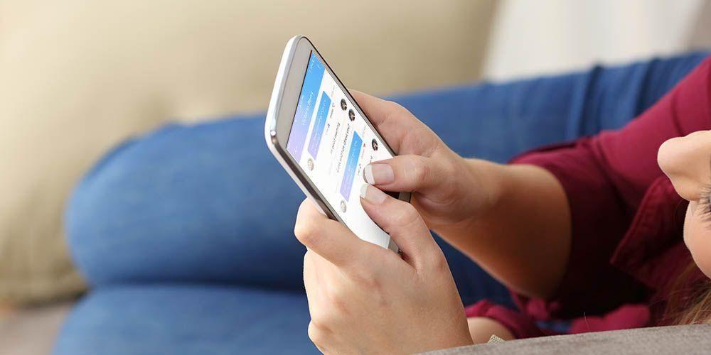 Penyebab sering pusing pada remaja adalah kecanduan gadget