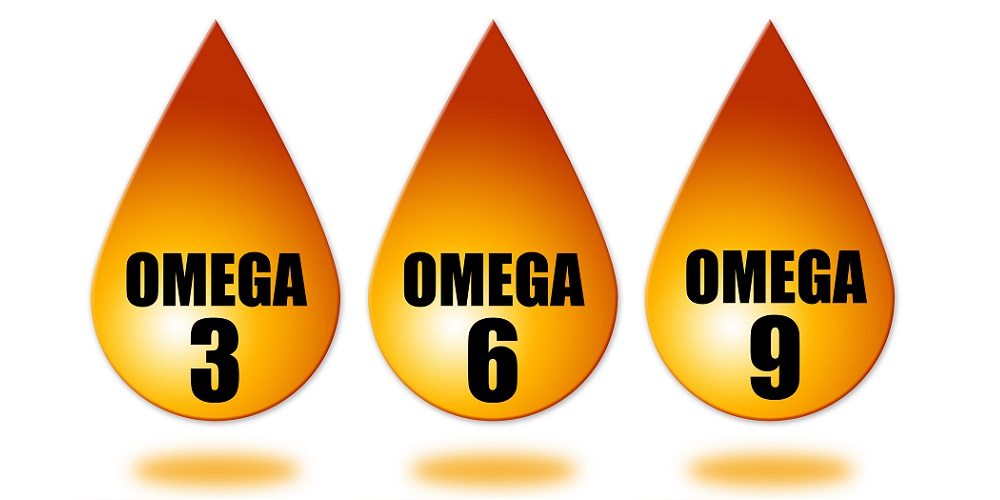 Asam lemak omega 3,6, dan 9 menyehatkan untuk tubuh