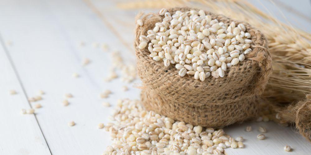 Biji barley mentah harus dipanggang terlebih dahulu sebelum diseduh menjadi teh barley