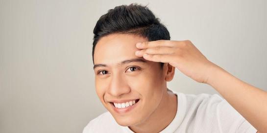 Fungsi dan manfaat scrub wajah pria bisa bikin cerah