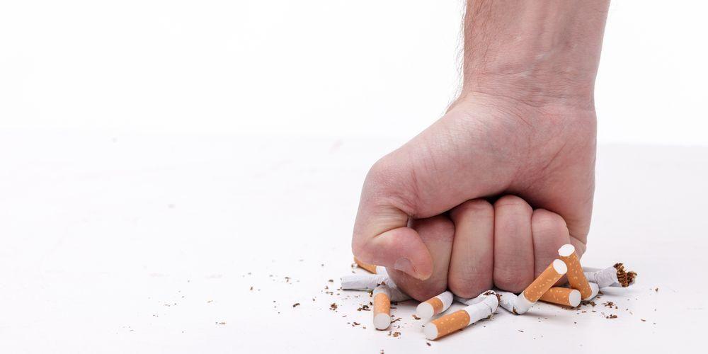 Berhenti merokok bisa menyembuhkan banyak penyakit paru-paru