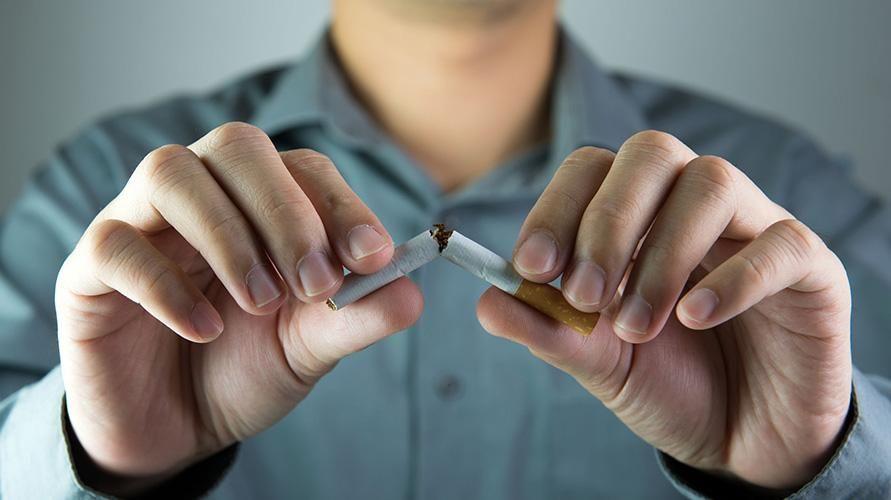Berhenti merokok adalah upaya pencegahan PPOK yang utama